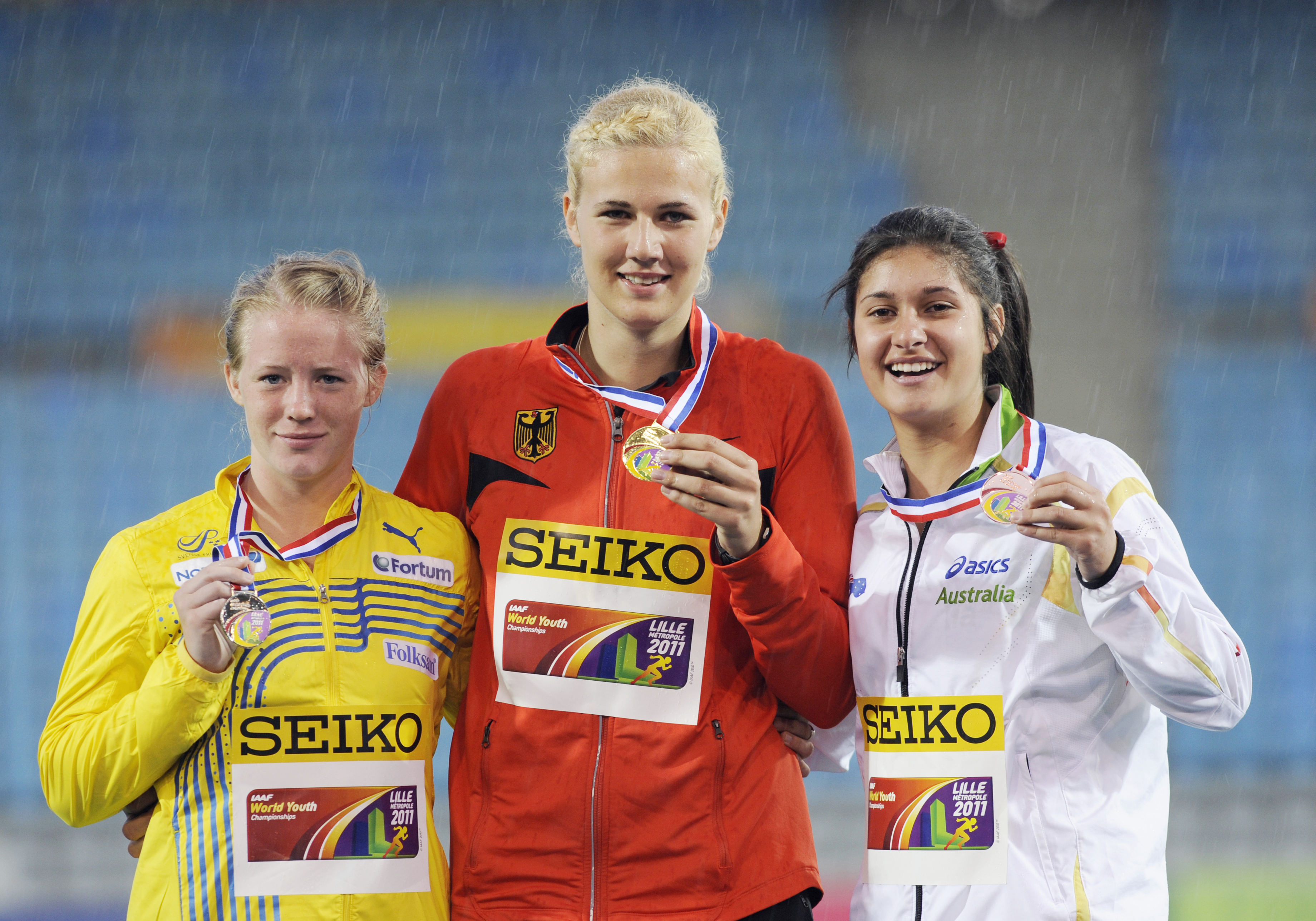 Christin Hussong,Speerwerfen,07.07.11,Lille/FRA,U-18-WM