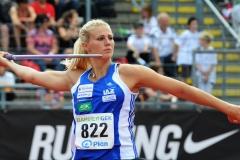 Christin Hussong,Speerwerfen,27.07.2014,Ulm
